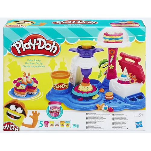 Image of   PlayDoh Kage Party
