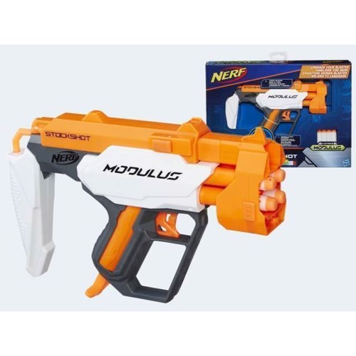Image of   Nerf N_Strike Modulus Stockshot