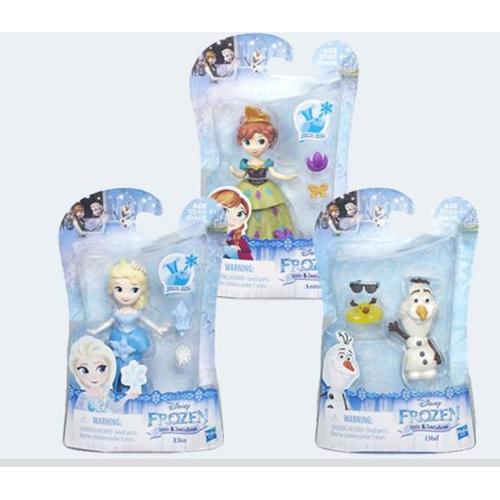 Image of   Disney, Frozen/Frost - Little Kingdom figur