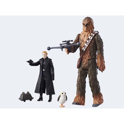 Image of   Star Wars E8 Figur 9cm Forcelink, pris er pr. stk.