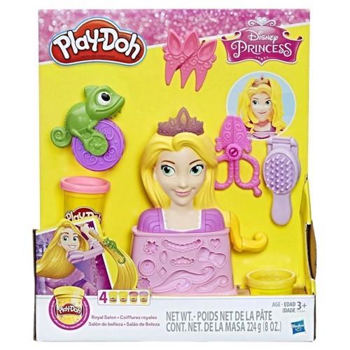 Image of Play-Doh Rapunzels Frisør Salon (5010993366569)