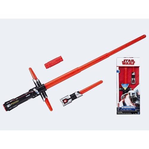 Image of   Star Wars E8 lys sværd Victor 1 elektronisk