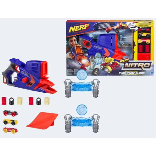 Image of   Nerf Nitro Flash Fury Chaos