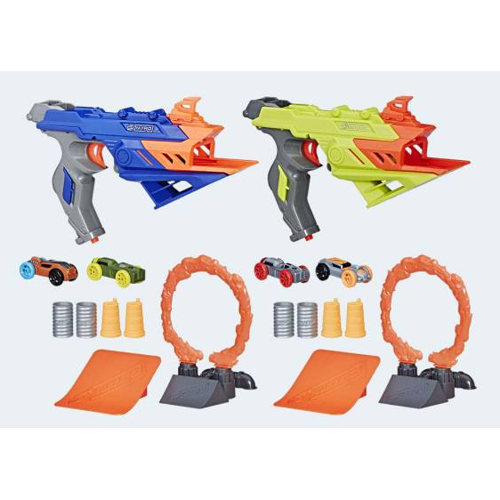 Image of   Nerf Nitro Duel Fury Demolition bilaffyrer
