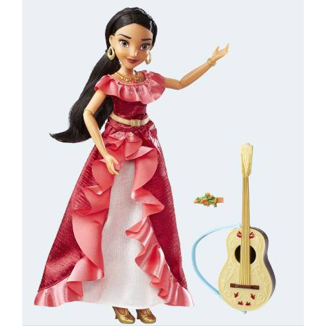 Image of   Disney Elena fra Avalor med guitar
