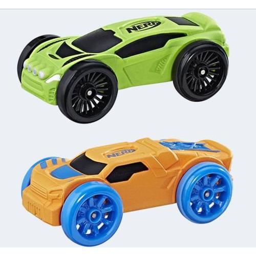 Image of   Nerf Nitro Soft Racer 3 Pack