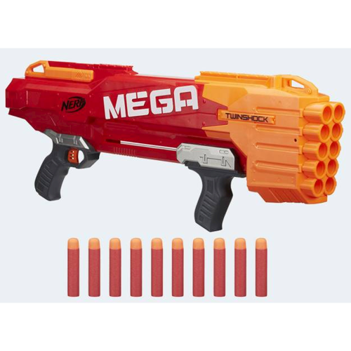 Image of   Nerf N_Strike Mega Twinshock