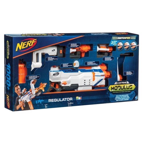 Image of   Nerf N_Strike Modulus Regulator