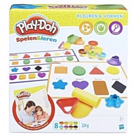 Hasbro -Play-Doh Colors and Shapes