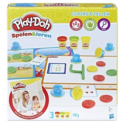 Image of Play-Doh Numbers and Counting (5010993408177)