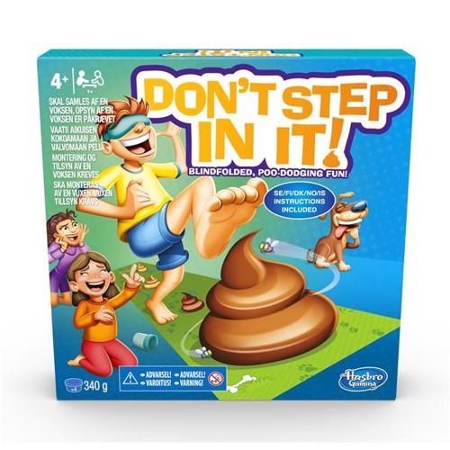 Dont step in it, brætspil