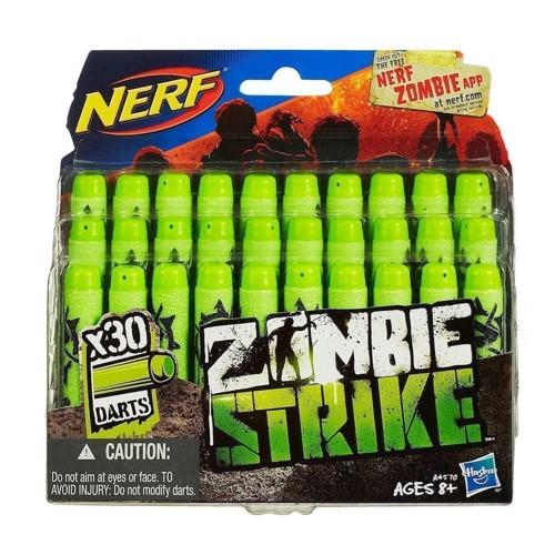 Image of   NERF Zombie Strike Refills 30 stk