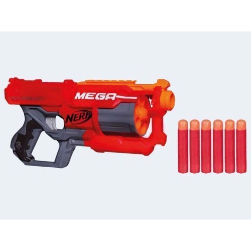 Image of   Nerf N_Strike Elite Mega Cyclone Shock