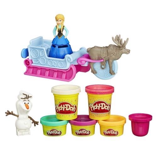 Image of PlayDoh Disney Frozen eventyr (5010994860264)