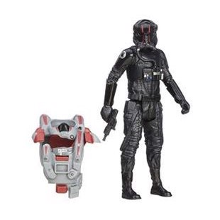 Image of Star Wars - Tie Fighter Pilot Elite figur - 10cm