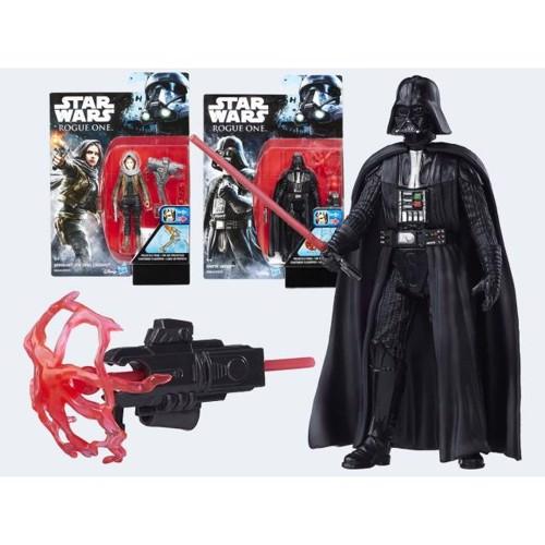Image of   Star Wars Rogue One, Battle Action Figurer, Ass. Modeller