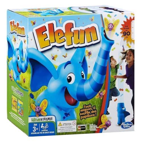 Image of   Elefun, elefant spil