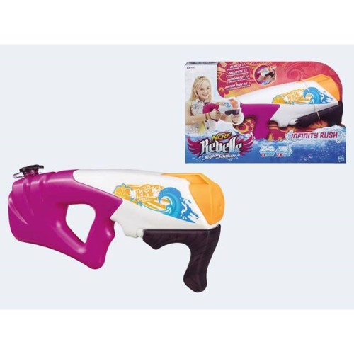 Image of   Nerf Rebelle Super Soaker Infinity Fire