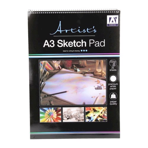 Image of Sketch Pad A3