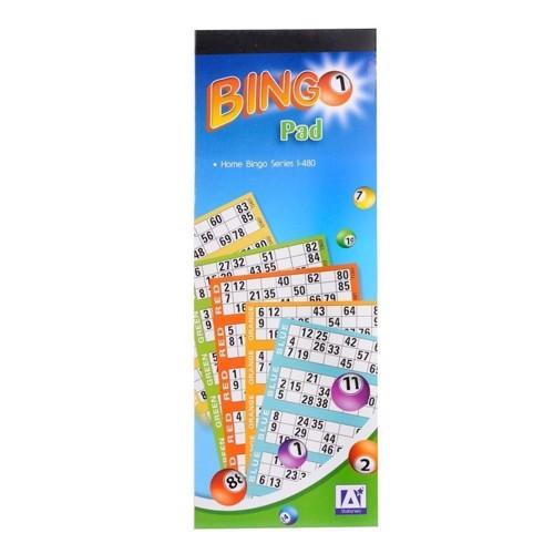 Image of Bingo plader 480 stk (5012128179013)