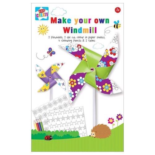 Image of   Lav din egen vindmølle