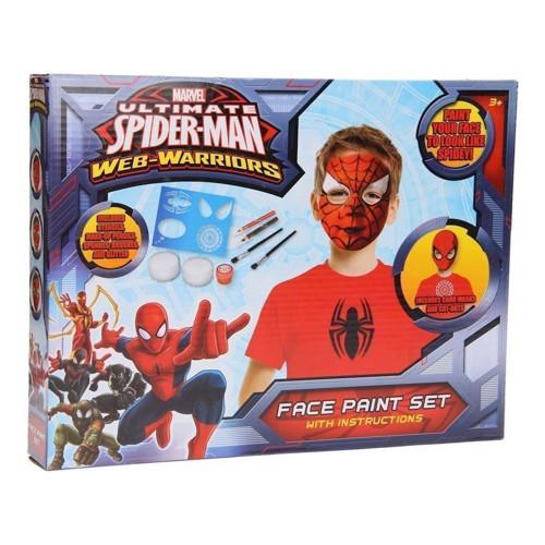 Image of Udklædning, Sminke, Spiderman sminkesæt (5015934092293)
