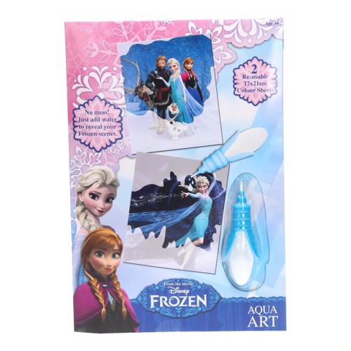 Image of   Disney, Frozen/Frost - Aqua Art, Vandkunst