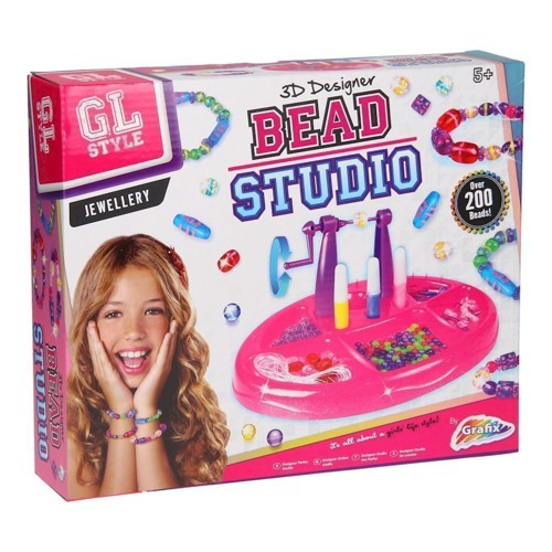 Image of   3D jewelry beads Studio