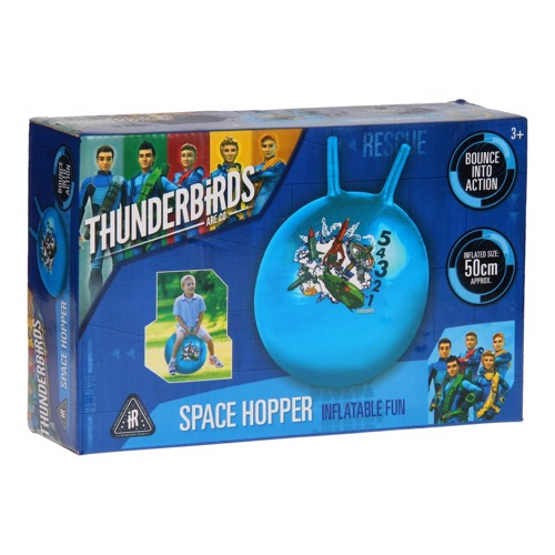 Image of   Thunderbirds kænguru bold 50 cm