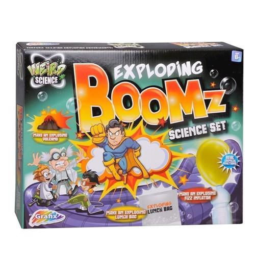 Image of Weird Science eksploderende bombesæt