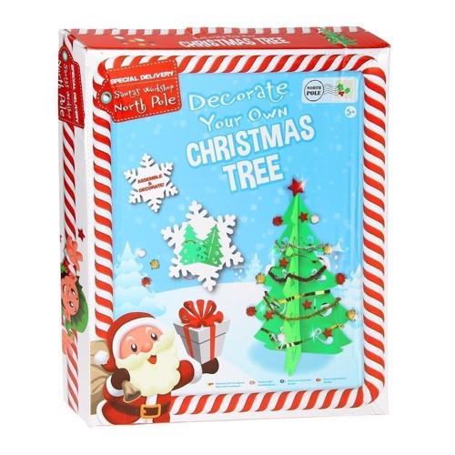 Image of   Dekorer dit eget juletræ