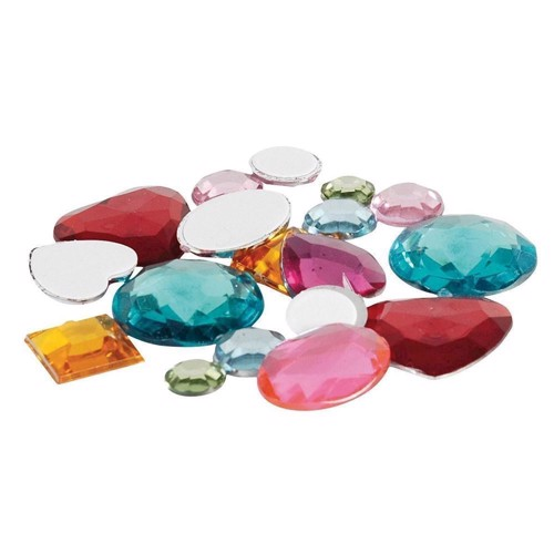 Image of   Diamant klistermærker