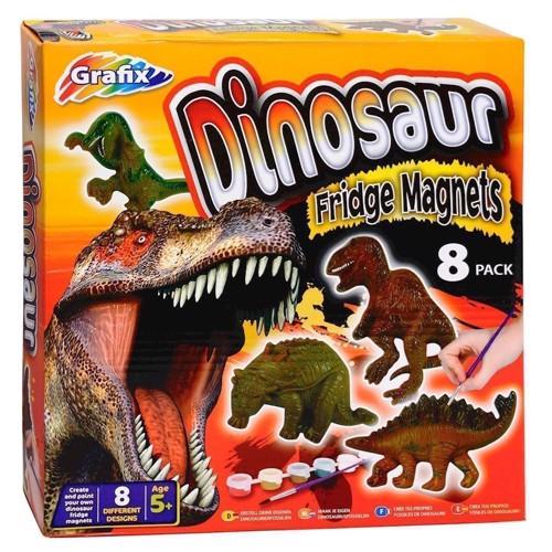Image of   Gibs dinosaur magneter