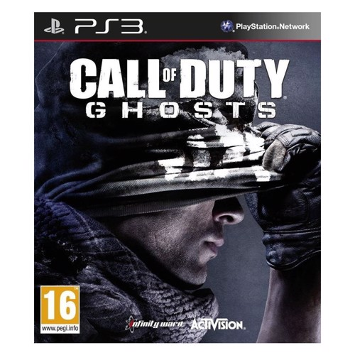 Image of Call of Duty Ghosts - PS3 (5030917126086)