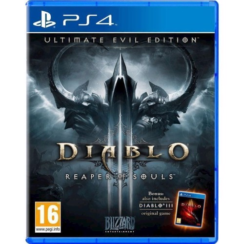 Image of Diablo III (3): Reaper of Souls - Ultimate Evil Edition /PS4 (5030917144493)