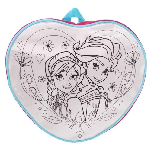 Image of   Disney, Frozen/Frost - Mal din egen taske