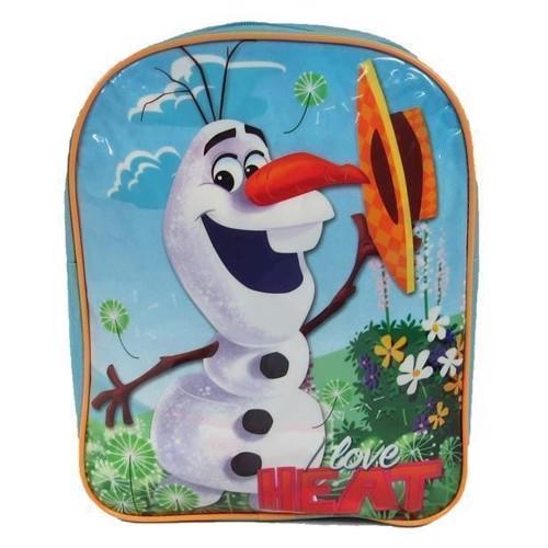 Image of   Disney, Frozen/Frost - Olaf Rygsæk