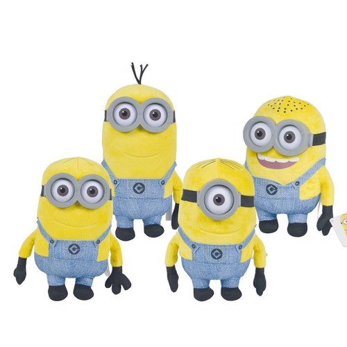 Image of Minions bamse, 25cm (5050624090548)