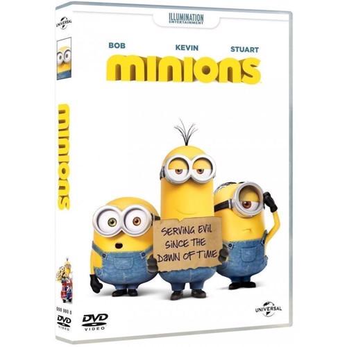 Image of Minions - DVD (5053083048723)
