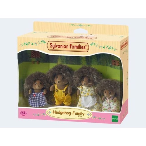 Image of Sylvanian Families, Pindsvinefamilie (5054131040188)