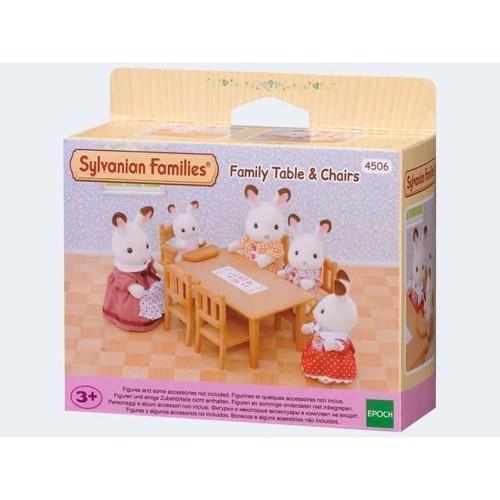 Image of Sylvanian Families, Spisebordssæt (5054131045060)