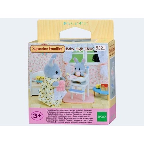 Image of Sylvanian Families - Baby Højstol (5054131052211)