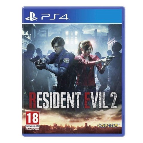 Image of Resident Evil 2 Nordic - PS4 (5055060946213)