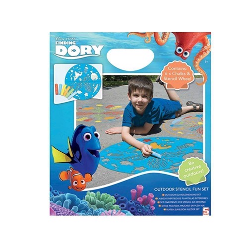 Image of Find Dory Gadekridt (5055114321287)