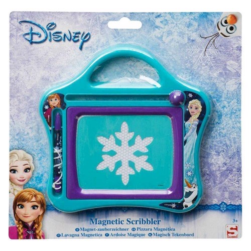 Image of   Disney, Frozen/Frost - Magnetisk tegnebræt