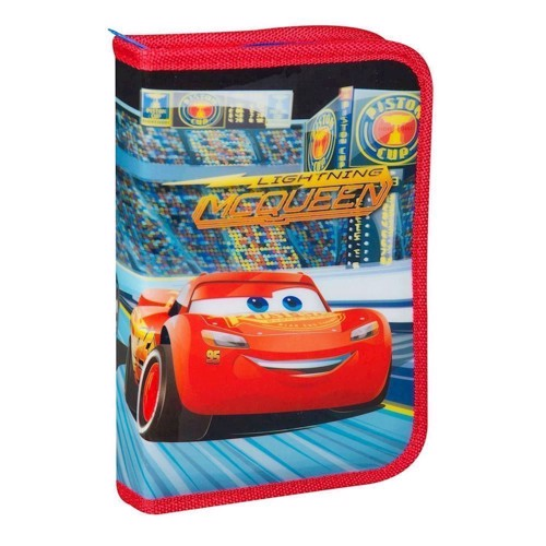 Image of   Penalhus med fyld, Cars 3