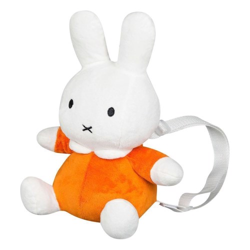 Image of   Miffy Rygsæk - Orange