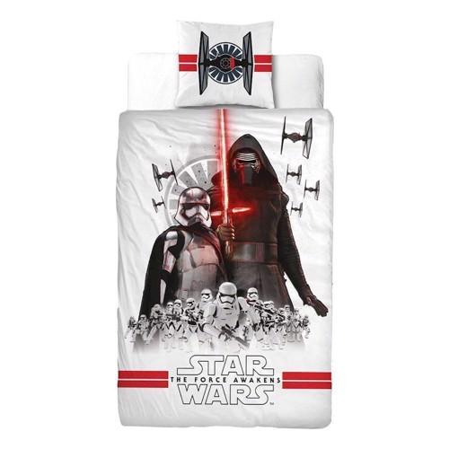 Image of Sengetøj med Star Wars The Force Awakens (5055285389727)