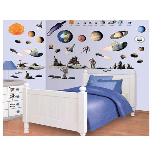 Image of   Walltastic Wall stickers Space