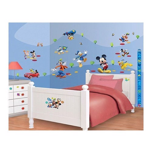 Image of   Walltastic Wall stickers Disney Mickey Mouse